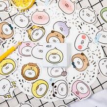 45 pcs/lot Rabbit pill pill mini paper sticker DIY decoration stickers craft diary album scrapbooking kawaii label sticker