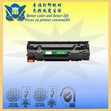 Черный тонер CRG 126 326 726 926 картридж с тонером совместимый для canon lbp 6200D