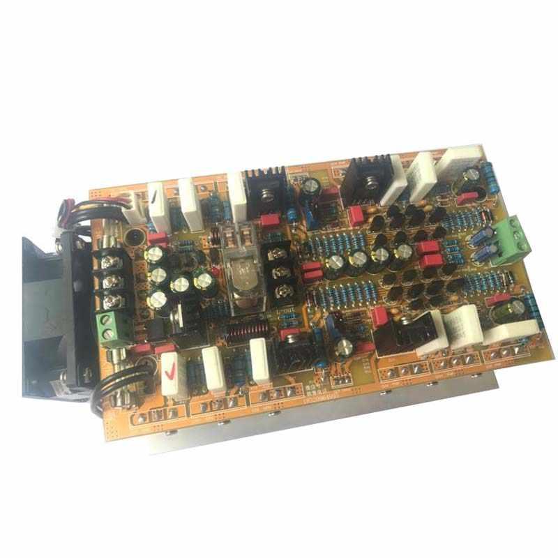 Новые усилители hifi 2. 0 A класс стерео аудио двухканальный высокий усилитель 600 Вт + 600 Вт усилитель высокой мощности плата E5-002