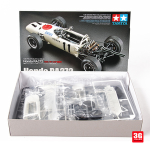 Image 5 - 1/20 Scale รถ Honda F 1 RA272 1965 รถชุด DIY Tamiya 20043 จัดส่งฟรี
