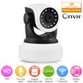 Alta Qualidade HD Sem Fio Câmera IP 720 P Night Vision Câmera de Vigilância Câmera de Segurança P2P 2.4 Onvif Câmera WI-FI Interior