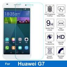 Nicotd Cao Cấp Tempered Glass Bảo Vệ Màn Hình Đối Với Huawei Ascend G7 G7 L01 G7 L03 G7 TL00 G7 UL10 Dual Sim Lte Chống Sốc phim