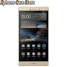 Original Huawei P8 Max / P8MAX 32GBROM 3GBRAM 4G 6.8inch Phone Huawei Kirin 935 8 Core 1.5GHz+2.2GHz EMUI 3.1 4360mAh Battery