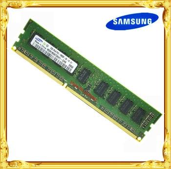 Samsung DDR3 2 ГБ 4 ГБ память для серверной рабочей станции 1333 МГц чистый ECC UDIMM 2RX8 PC3-10600E ram 10600 небуферизированная