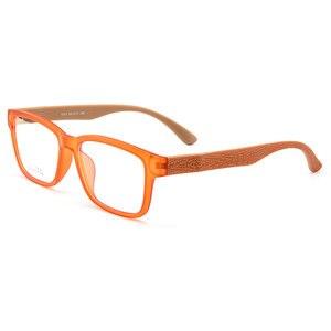 Image 2 - Gmei البصرية Urltra Light TR90 كامل حافة الرجال إطارات نظارات بصر المرأة البلاستيك قصر النظر نظارات 7 ألوان اختياري M1011