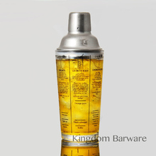 420ml Mix Master Glass Cocktail Shaker