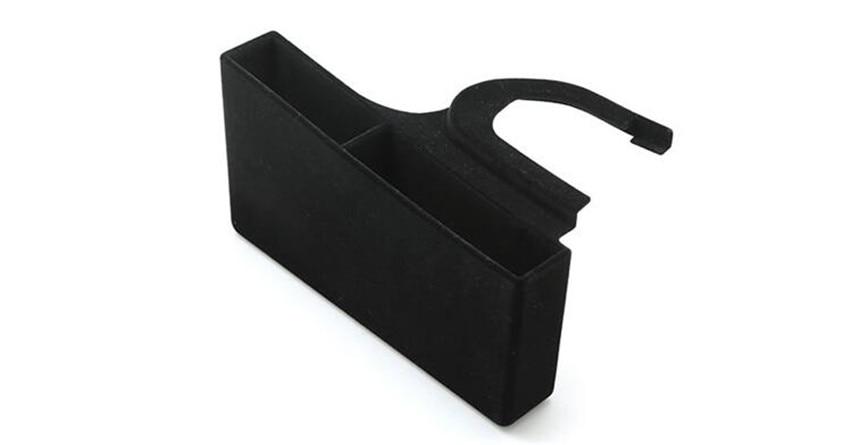 1PC Car Auto Seat Kad Telefon Pocket Garbage Armrest Organizer - Aksesori dalaman kereta - Foto 2