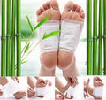 New  Multifunctional 10 pcs/set Detox Foot Pads Chinese Medicine Patches With Adhesive Organic Herbal Cleansing Patch Foot Care