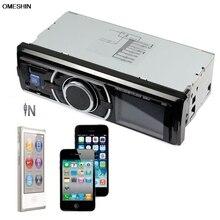 Car Audio Estéreo Receptor FM Dash Con El Teléfono MP3/4 Jugador USB SD de Entrada AUX
