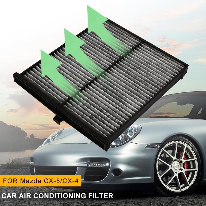 Авто воздушный фильтр для автомобиля воздушный фильтр Высокое качество воздушный фильтр запчасти для двигателей Замена салонного KD4561J6X для Mazda CX-5