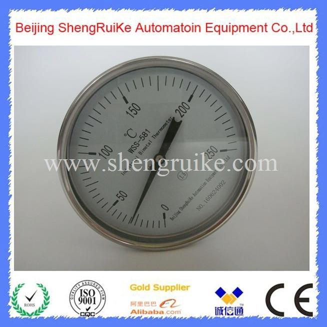 WSS-581 Adjustable Bimetal thermometer warmstad wss 360