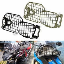 Motorcycle Headlight Grille Guard Cover Protector For BMW F650GS F700GS F800R F800GS / ADV