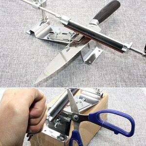 Image 3 - 10000grit ruixin pro knife sharpener diamond edge knife grindstone knife stones sharpening Fixed angle knife sharpener