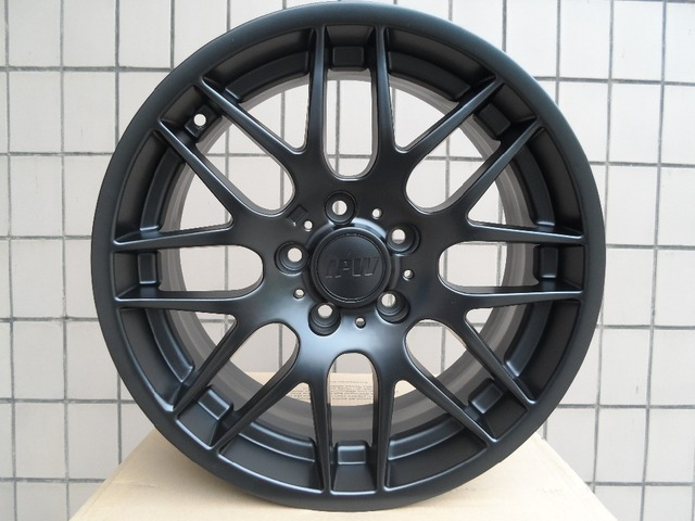 18 Zwarte Csl M3 Stijl Velgen Wielen Voor Bmw 5 Serie Awd Xdrive