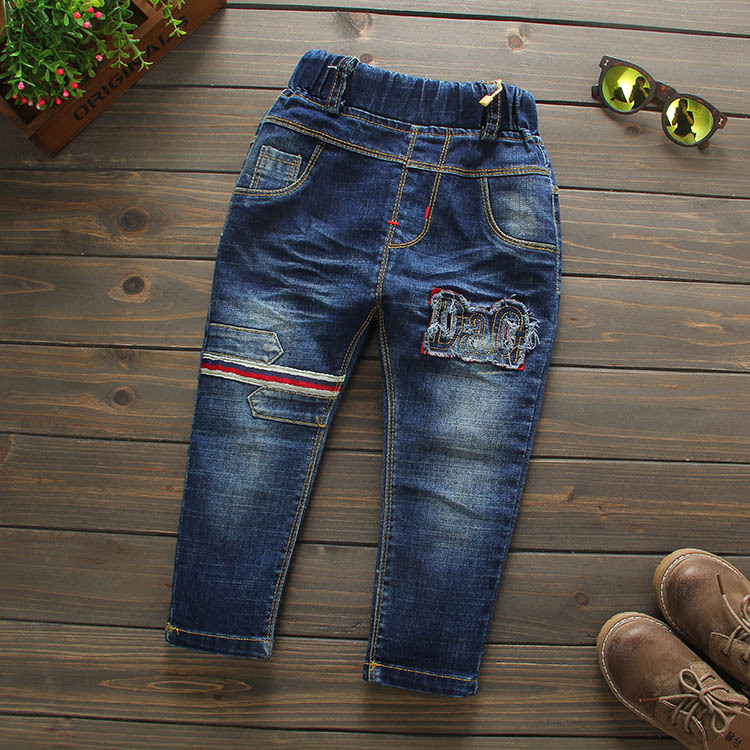 Hot Selling 2016 New Spring Autumn font b Boys b font Trousers Fashion Kids Stretch font