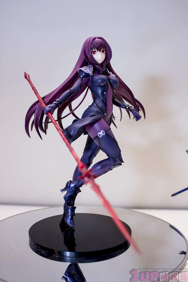 Japanese original anime figure Fate/Grand Order Scathach action figure collectible model toys for boys le fate топ
