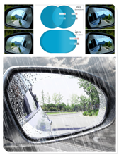 Detail Feedback Questions About Car Rearview Mirror Rain Film Anti