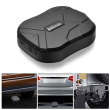 цена на Fast Shpping Waterproof Car GPS Tracker TK905 Super Magnet Standby 90Days Real Time LBS Position Lifetime Free Tracking Hot Sale
