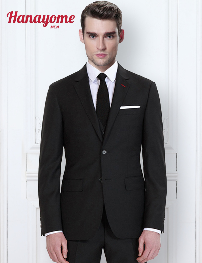 ②Men Slight Suits Black Suits Clothing Brown Wedding Suits For ...