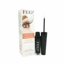 15d4bddc956 New FEG eyelash enhancer 100% original 2017 GEB cooperation eyelash growth  liquid product 5ml serum