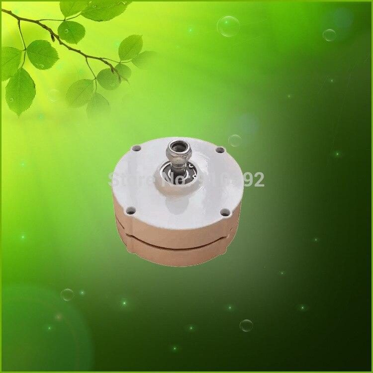 Vente chaude 300 w 12 v 24 v AC alternateur à aimant permanent sans brosse nouvelle énergie pour générateur d'éolienne