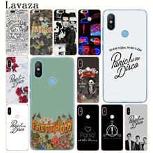 Lavaza Panic! At The Disco Hard Phone Shell Case for Xiaomi MI Redmi 7A 6A 5A 4A GO S2 K20 Note 8 7 5 4 4X 6 Pro Plus Cover