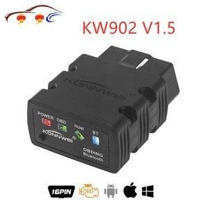 New Konnwei KW902 ELM327 V1.5