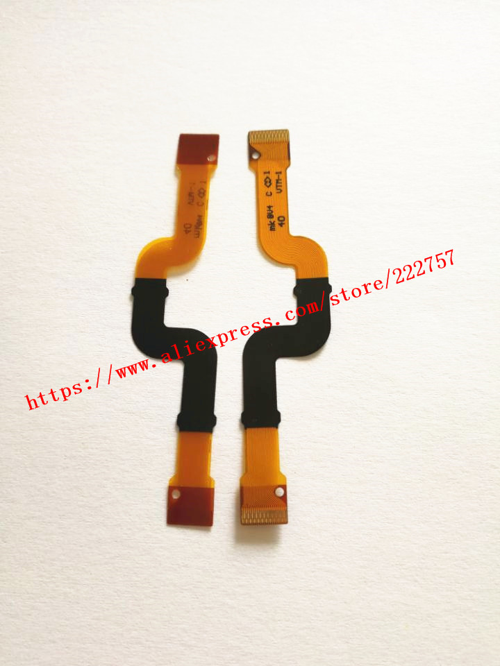NEW Shaft Rotating LCD Flex Cable For Olympus TG-850 TG850 TG-860 TG860 Digital Camera Repair Part