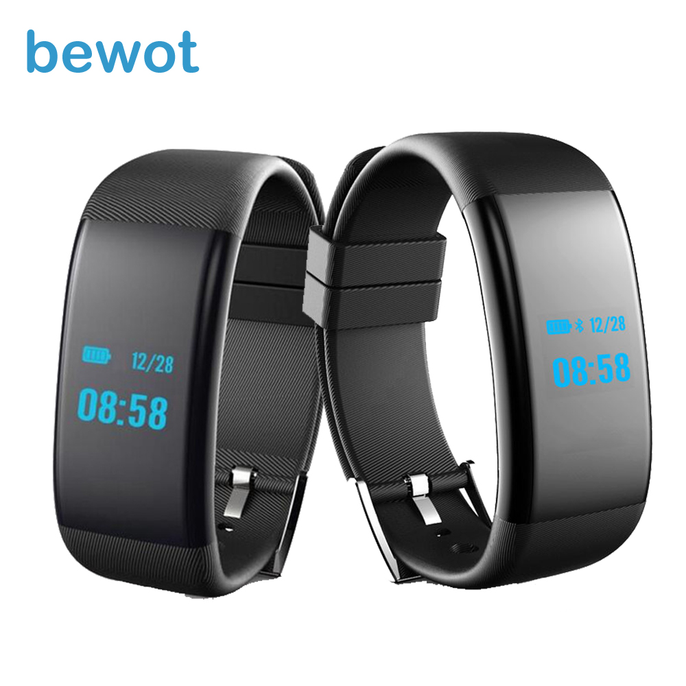 ФОТО New Bewot DF30 Smart Band Fitness Tracker Smartband Wristband Bluetooth Heart Rate, Blood Pressure Android iOS Fitness Watch