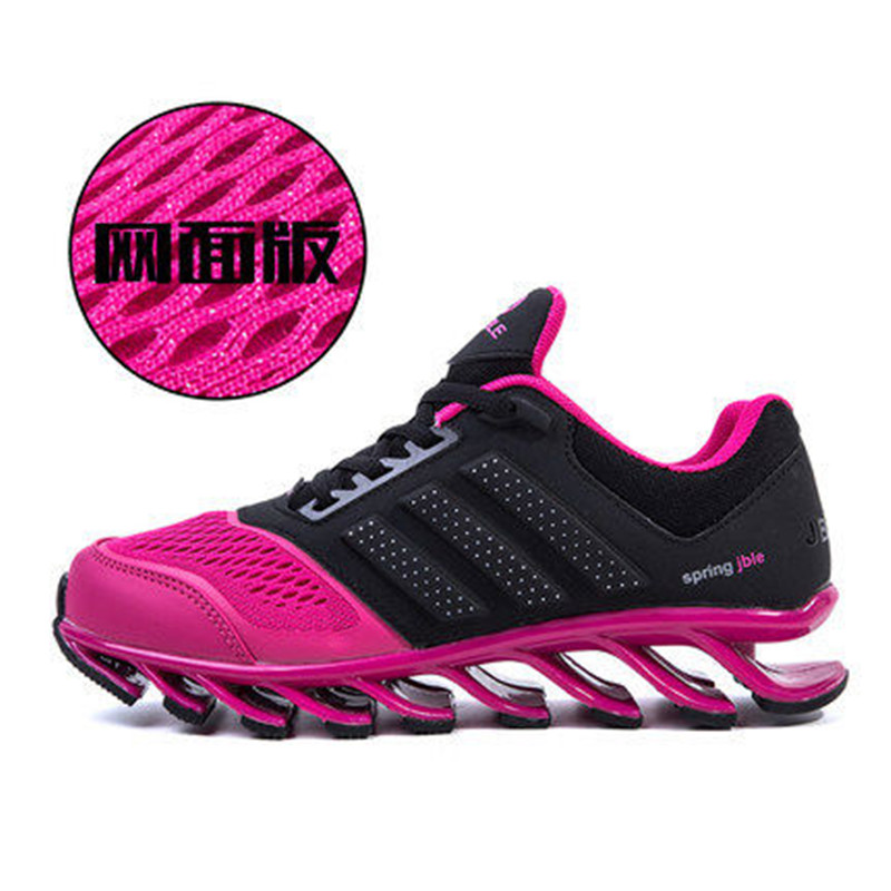Prime Day! Blade Warrior  Ms. Mesh Shoes Shock Absorber Shoes Breathable Running Shoes Female Fitness Shoes Sports Non-slip