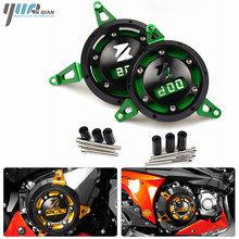 Фотография For KAWASAKI Z800 Z 800 2013-2017 Motorcycle Engine Stator Cover Moto CNC Engine Protective Cover Left & Right Side Protector