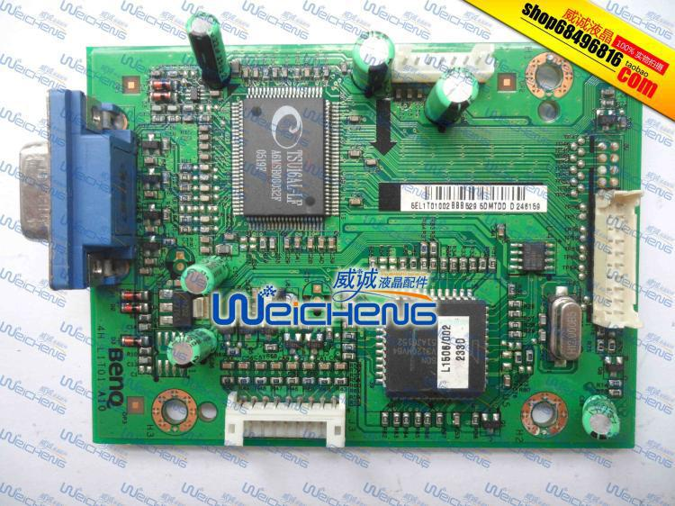 Free Shipping> /  L1506 logic board 4H.L1T01.A10 driver board / motherboard / signal board-Original 100% Tested Working free shipping x203h logic board ptb 2103 6832210300p01 driver board motherboard original 100% tested working