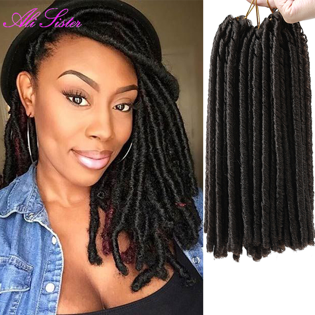 Faux Locs Crochet Hair Havana Mambo Twist Braids Extentions Jumbo Braid