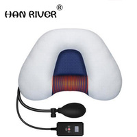 HANRIVER Cervical spine massager heat moxibustion electric household massage neck stretches the neck