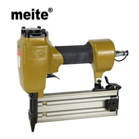 Meite branding tool F50E 2 18GA powerful brad nailer air gun wood working tools for nails length 20 50mm Jun.14 Update Tool