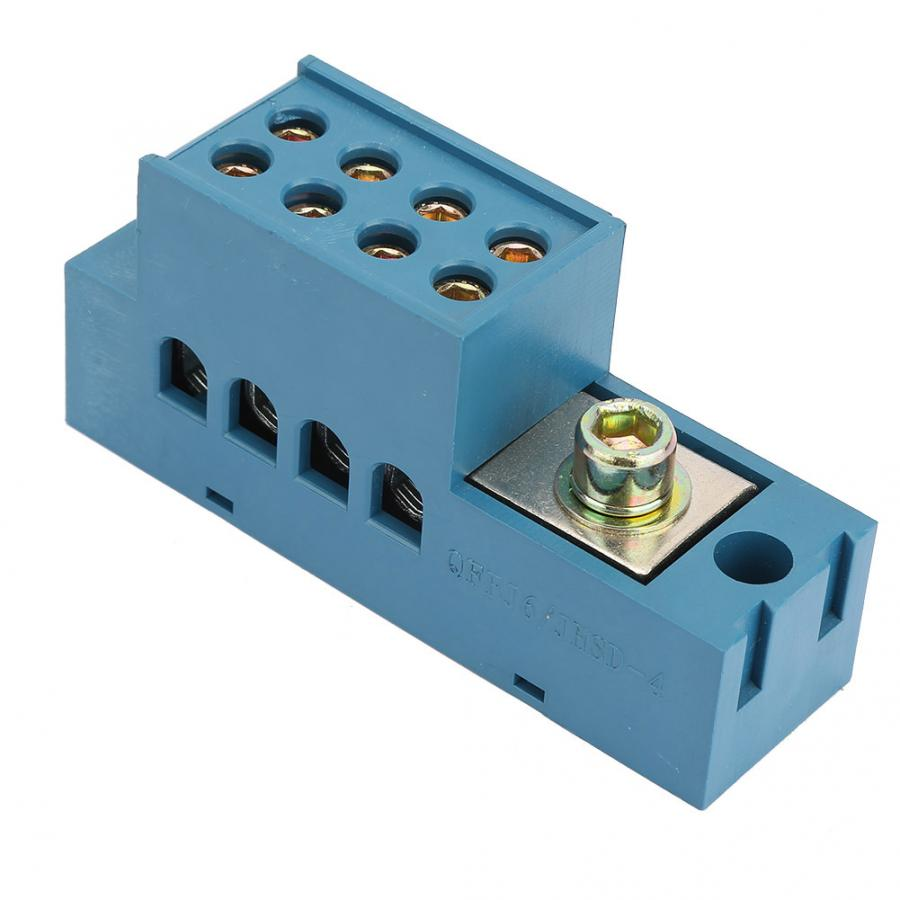 1 into 4 Industrial  waterproof   electric wiring junction box  terminal box
