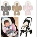 Cabeça e Do Corpo do bebê Apoio Travesseiro De Enfermagem Travesseiro 2016New Carrinhos Quentes Inverno Almofada Do Assento de Carro Bonito Acessórios Carrinho De Bebê