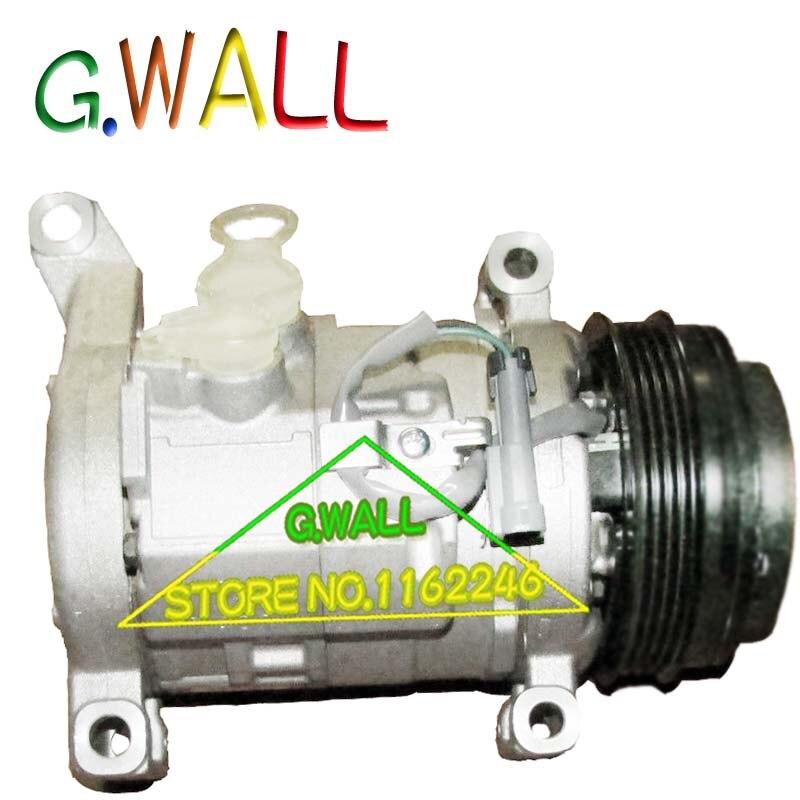A/C Compressor For Car GMC Sierra 1500 5.3l 6.2l Sierra