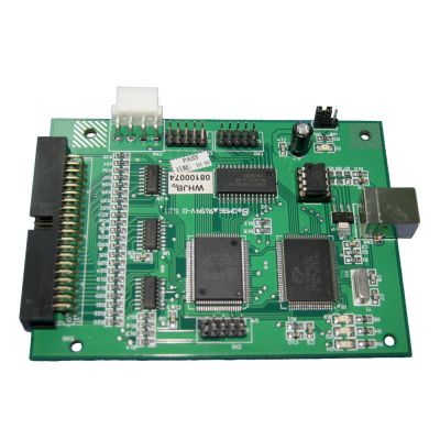 Infiniti / Challenger FY-33VB Printer USB Board infiniti printer spare parts fy 3286t printhead converting board
