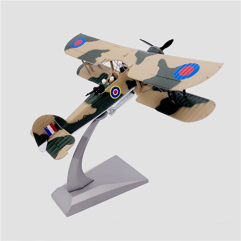 rare Special Offer 1 72 British Army in World War II Swordfish Torpedo Attacker Model of