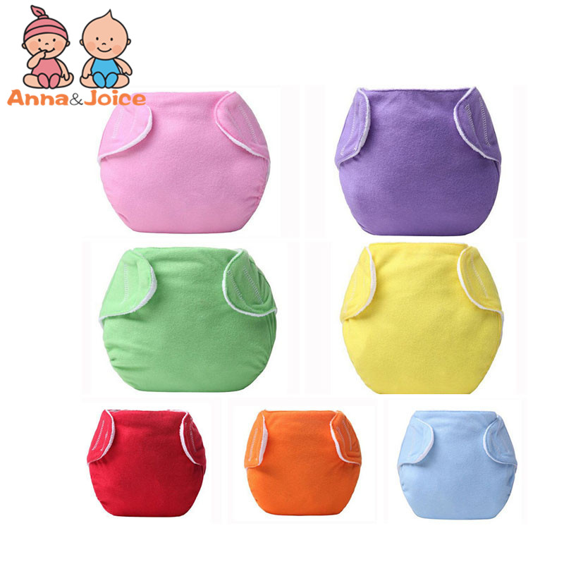 New 10pcs/LOT Baby Diapers/Reusable Nappies/Adjustable Diaper Cover/Washable/for Winter  3-12kg
