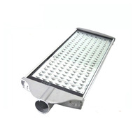 2X high quality LED street light 168W IP65 with Bridgelux chip high efficience round lamp express free shipping
