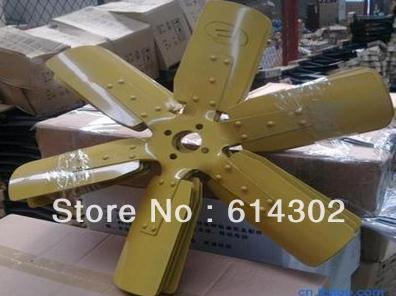 weifang 6105 series diesel engine fan for weifang 75kw-120kw diesel generator parts weifang 495 k4100 r4105 r6105 diesel engine and diesel generator parts 12v 24v stop solenoid for sale