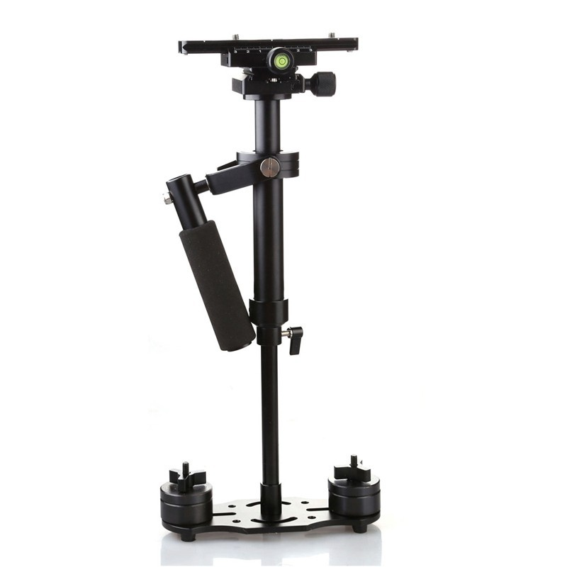 Hot TTKK S40+ 0.4M 40Cm Aluminum Alloy Handheld Steadycam Stabilizer For Steadicam For Canon Nikon Aee Dslr Video Camera