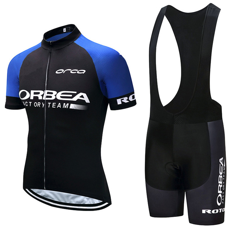 ORBEA NEW Team men Cycling Jersey Breathable Racing MTB bike Cycling Clothing Quick dry Bicycle 9D Pad Bib shorts cycling set B1 cycling clothing rushed mtb mavic 2017 bike jerseys men for graffiti cycling polyester breathable bicycle new multicolor s 6xl