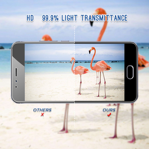 Image 3 - Ultra Thin Full Cover Screen Protective Glass for Meizu M6 M5 M3 Note 9 M6S M5S M5C Tempered Glass for Meizu U20 Pro 6 7 Plus