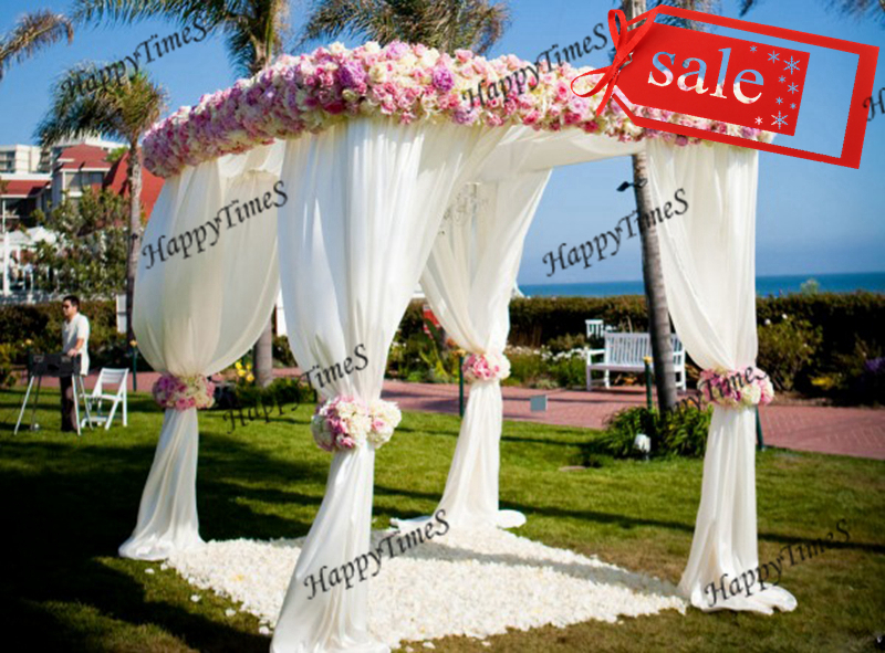 Aliexpress Buy 223m Wedding Outdoor Decoration Reception