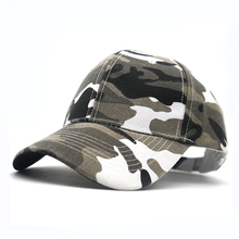 Camouflage Baseball Cap Women's Men's Snapback Hip Hop Cap Camo Hats For Women Men Army Cap Female Gorras Bone Male