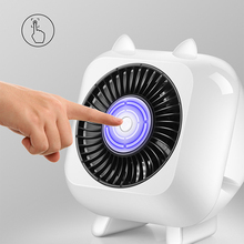 LED Small Pig Mosquito Killer Lamp High Efficiency Silent Physical Electric Control Maternal and Infant Safety