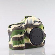 6D2 сумка для камеры Мягкий силиконовый чехол для камеры Защитная сумка для canon 6DII 6D Mark II батарея открывающаяся черный красный желтый